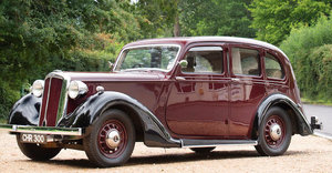 1939 LANCHESTER FOURTEEN ROADRIDER DE LUXE SALOON For Sale by Auction