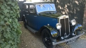 1933 Lanchester LA10 4 cylinder preselect gearbox.