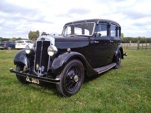 1936 Lanchester LA10