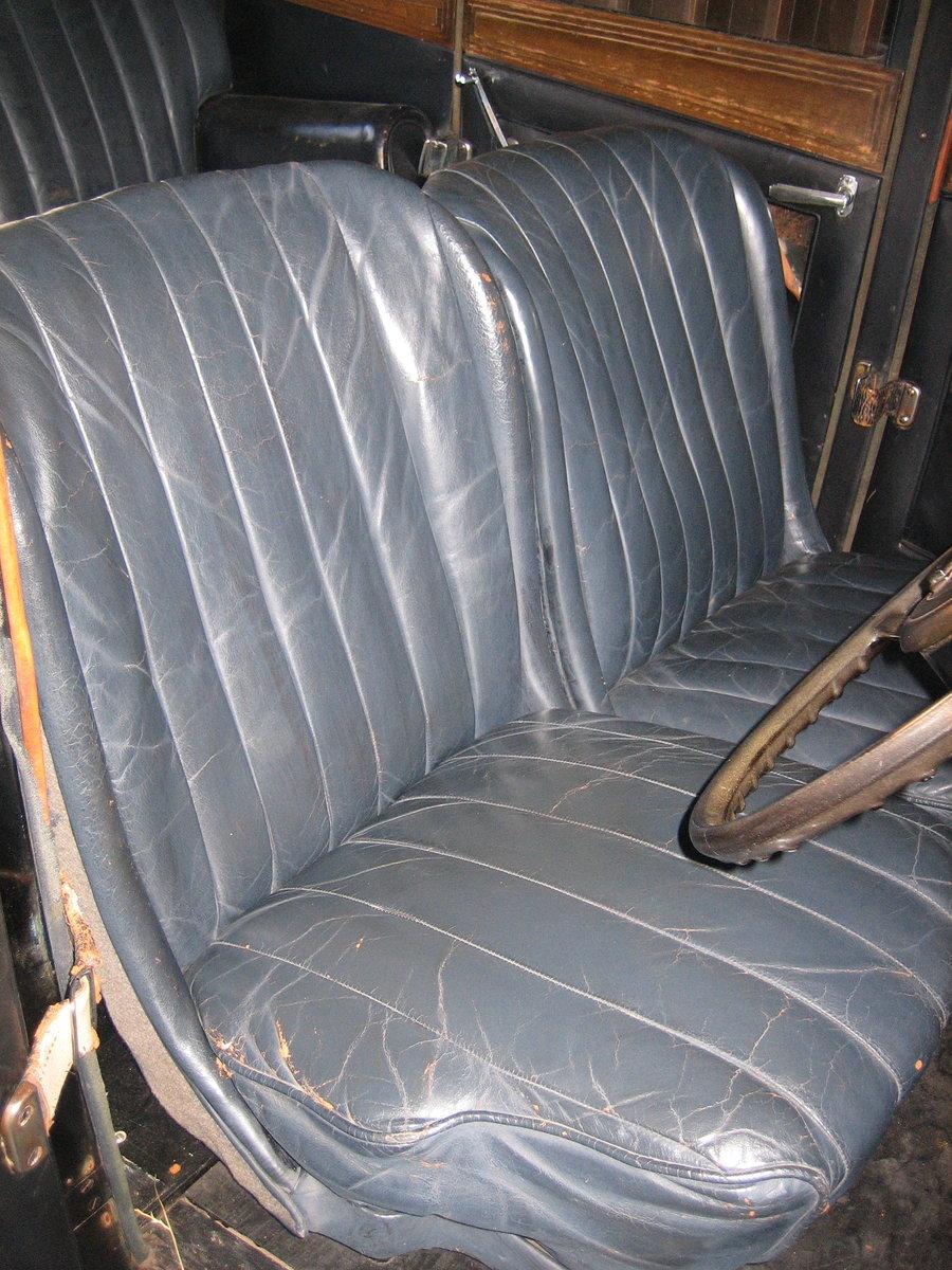 "1934 Lanchester 12/6  ""Oily Rag Spec""  Original SOLD (picture 6 of 6)"