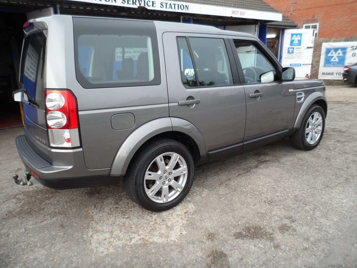 2011 SMART DISCOVERY 4 AUTOMATIC 3LTR DIESEL 7 SEAT WITH TOW BAR For Sale (picture 2 of 6)