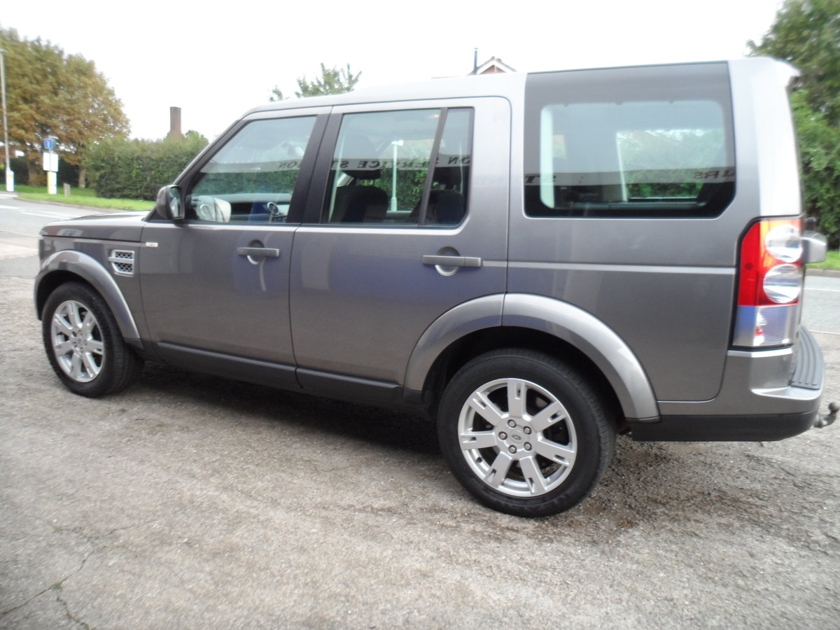 2011 SMART DISCOVERY 4 AUTOMATIC 3LTR DIESEL 7 SEAT WITH TOW BAR For Sale (picture 3 of 6)