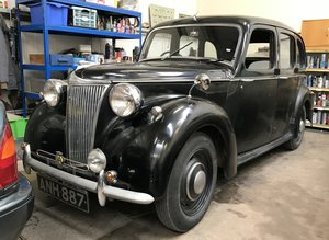 1948 Lanchester LD10 Rolling Project For Sale