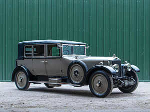 Picture of 1925 LANCHESTER 40HP TICKFORD SALOON
