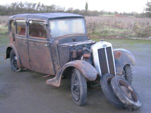 Picture of 1933 Lanchester Ten Restoration with Transferrable Reg For Sale