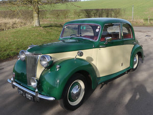 Picture of 1951 Lanchester LD10 For Sale