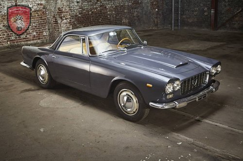 1962 Lancia Flaminia GT Touring  3C     2,5 Ltr.  For Sale (picture 6 of 6)