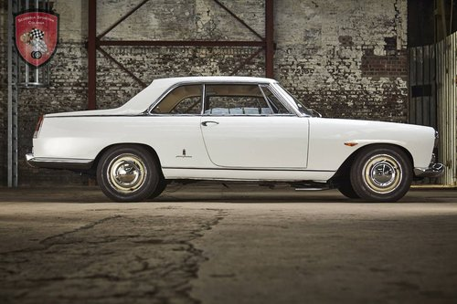 1965 Lancia Flaminia coupé Pininfarina 3B 2,8 Ltr. For Sale (picture 2 of 6)