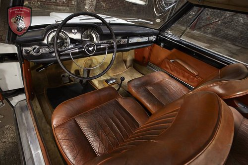 1965 Lancia Flaminia coupé Pininfarina 3B 2,8 Ltr. For Sale (picture 4 of 6)