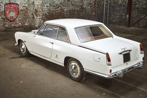 1965 Lancia Flaminia coupé Pininfarina 3B 2,8 Ltr. For Sale (picture 6 of 6)