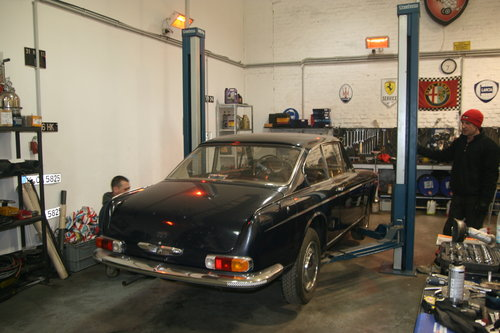 1967 Lancia Flavia coupé Pininfarina 1.8 injection For Sale (picture 1 of 4)