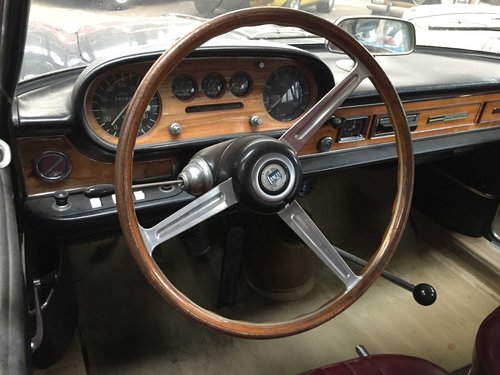 1967 Lancia Flavia coupé Pininfarina 1.8 injection For Sale (picture 2 of 4)