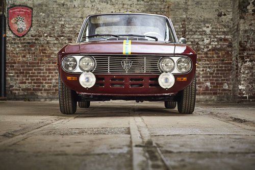 1972 Lancia Fulvia coupe 1.3 S For Sale (picture 1 of 6)