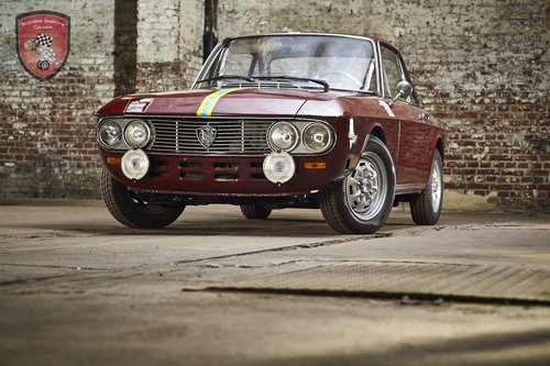1972 Lancia Fulvia coupe 1.3 S For Sale (picture 4 of 6)