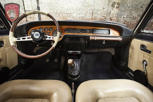 1972 Lancia Fulvia coupe 1.3 S For Sale (picture 5 of 6)