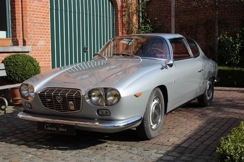 Very rare Injection Lancia Flavia Sport Zagato from 1966 SOLD (picture 1 of 6)