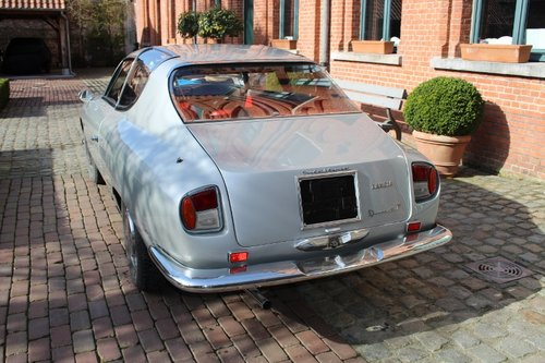 Very rare Injection Lancia Flavia Sport Zagato from 1966 SOLD (picture 3 of 6)