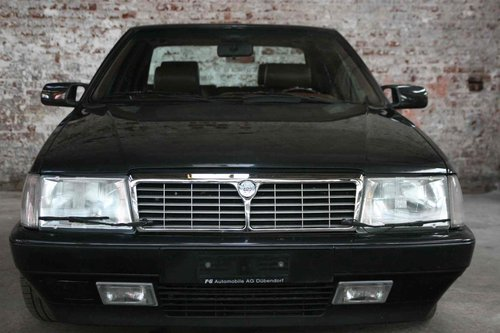 1989 Lancia Thema For Sale (picture 1 of 6)