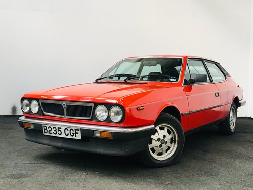 1985 LANCIA BETA 2000 HPE IE SOLD (picture 1 of 6)