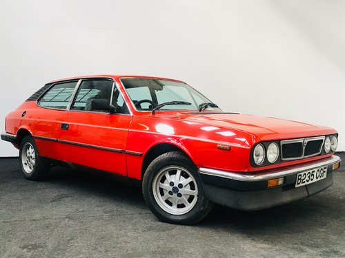 1985 LANCIA BETA 2000 HPE IE SOLD (picture 2 of 6)