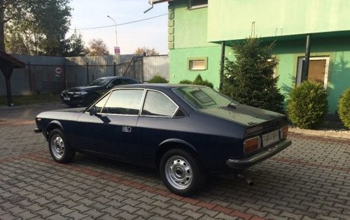 1977 Lancia Beta Coupe For Sale (picture 3 of 6)