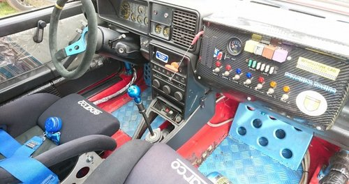 1992 Lancia Delta HF integrale 16v evo For Sale (picture 3 of 6)