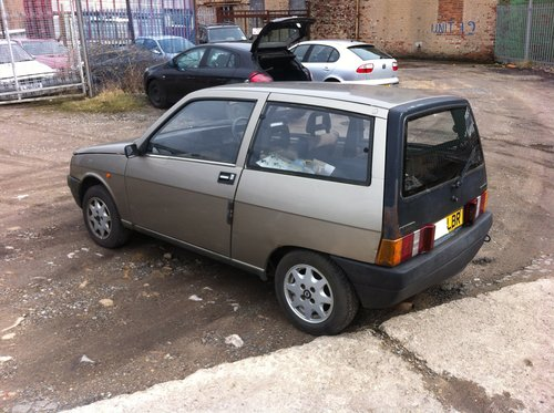 Lancia Y10 Fire LX 1987 spares or repairs SOLD (picture 3 of 6)