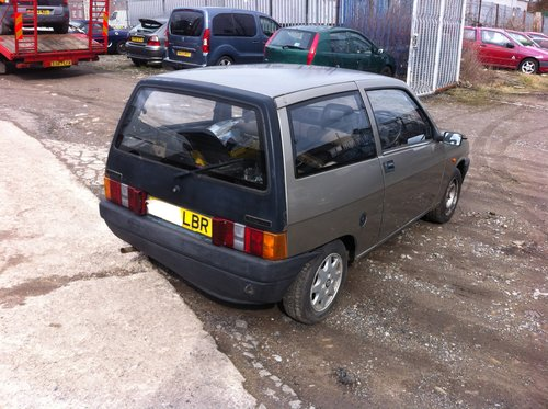 Lancia Y10 Fire LX 1987 spares or repairs SOLD (picture 4 of 6)