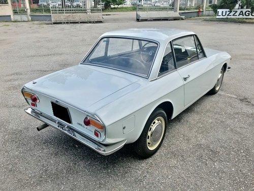 1967 Lancia - Fulvia Coupè 1216cc (818.130) SOLD (picture 3 of 6)
