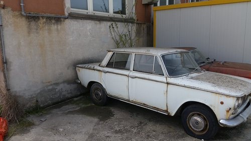 1971 LANCIA FULVIA COUPE' 1.3 S + FIAT 1300 For Sale (picture 2 of 3)