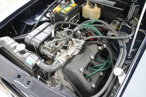 1969 Lancia Fulvia Rallye 1,3 S / 1.Serie / leva lunga SOLD (picture 4 of 6)