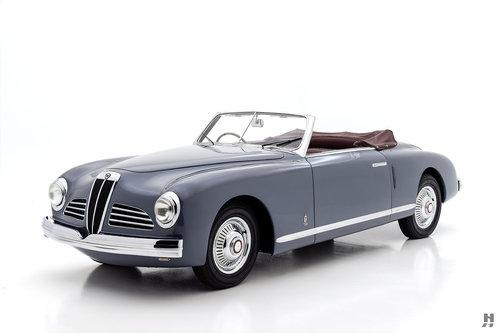 1946 Lancia Aprillia Pinin Farina Cabriolet For Sale (picture 1 of 6)