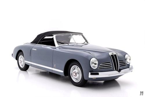 1946 Lancia Aprillia Pinin Farina Cabriolet For Sale (picture 2 of 6)
