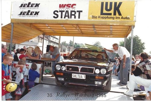 1988 Lancia Delta Integrale Group N For Sale (picture 4 of 6)