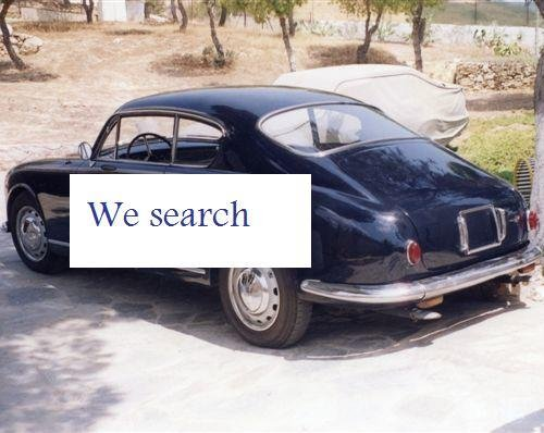 1954 Wanted: Lancia Aurelia B20GT Wanted (picture 1 of 5)
