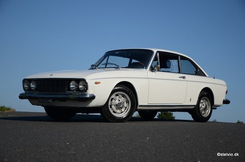 1972 Lancia 2000 Coupe For Sale (picture 1 of 6)