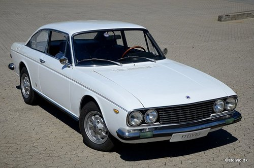 1972 Lancia 2000 Coupe For Sale (picture 2 of 6)