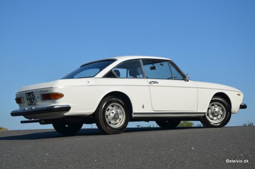 1972 Lancia 2000 Coupe For Sale (picture 3 of 6)
