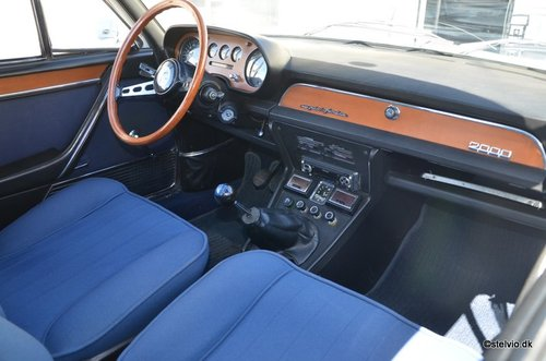 1972 Lancia 2000 Coupe For Sale (picture 4 of 6)