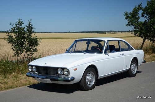 1972 Lancia 2000 Coupe For Sale (picture 5 of 6)