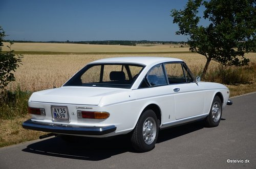 1972 Lancia 2000 Coupe For Sale (picture 6 of 6)