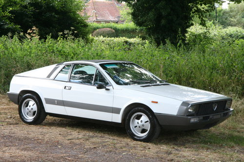 1976 Lancia Beta Montecarlo 2 0 Spider For Sale