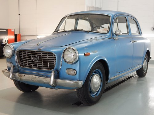 1961 Lancia Appia Berlina For Sale (picture 1 of 6)