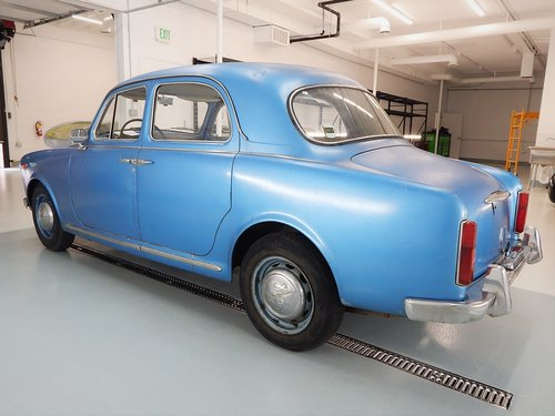 1961 Lancia Appia Berlina For Sale (picture 6 of 6)