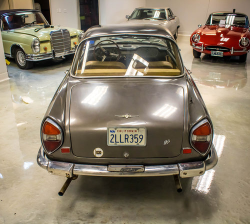 Original 1965 Lancia Flaminia GTL SOLD (picture 2 of 6)