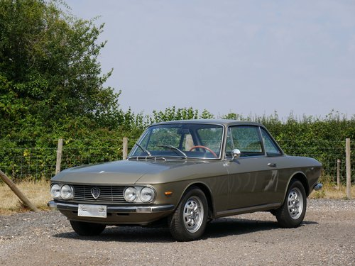 1972 Lancia Fulvia Coupe 1.3S SOLD (picture 1 of 6)
