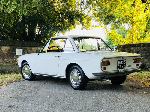 1965 LANCIA FULVIA 1.2 COUPE  - SERIE 1 For Sale (picture 2 of 6)