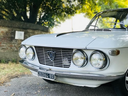 1965 LANCIA FULVIA 1.2 COUPE  - SERIE 1 For Sale (picture 3 of 6)