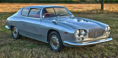 1965 Lancia Flavia Sport Zagato 1.8 RHD For Sale (picture 1 of 6)