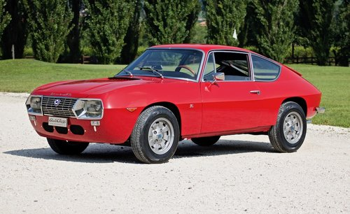 1971 Lancia Fulvia Sport Zagato 1.3S For Sale (picture 1 of 6)